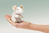 mini mouse finger puppet