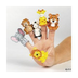 safari theme finger puppets jungle animal