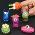monster finger puppets unit vinyl assorted