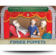 Great Psychologists Finger Puppet Set
