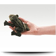 Puppet Mini Toad