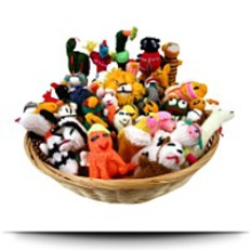 Buy Now Sanyork Wholesale Finger Puppets Set