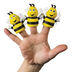 busy finger puppets novelty toys kids
