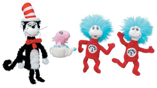 Dr Seuss Cat In The Hat Boxed Fp Set